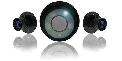 H.265+ビデオ圧縮技術に対応した屋外5メガピクセルネットワークドーム型カメラ(RK-520CE)の強力な電動ズームレンズ