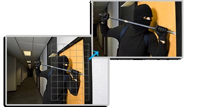 H.265+対応 屋外5MP PTZ PoEネットワークカメラ(RK-520ZE)スマートPTZモーション検出