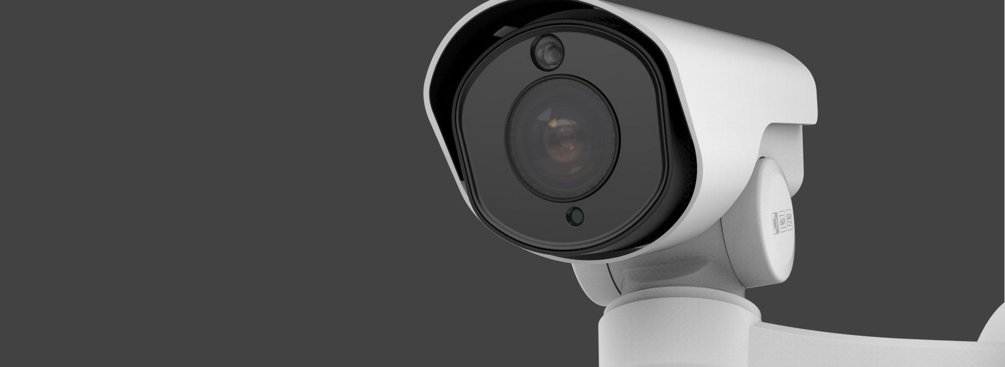 屋外防犯カメラ
