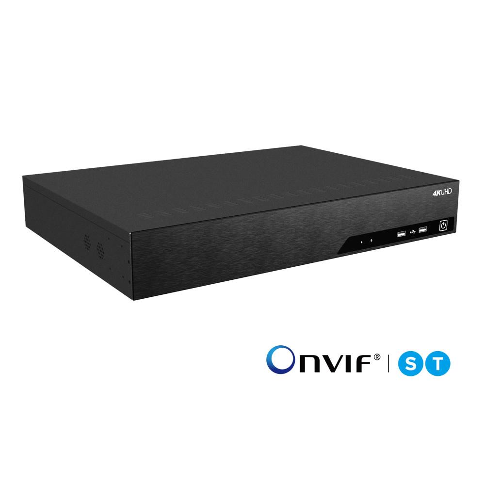 4K/H.265+対応 32CH NVR(RK-W032)