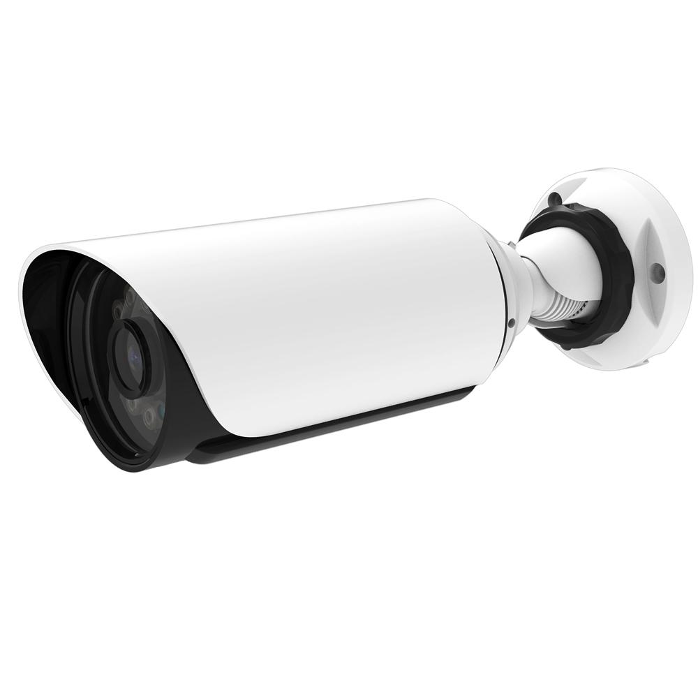 H.265+ 5MP 屋外 IR 小型 リモートZoom PoEネットワークカメラ(RK-520FE)