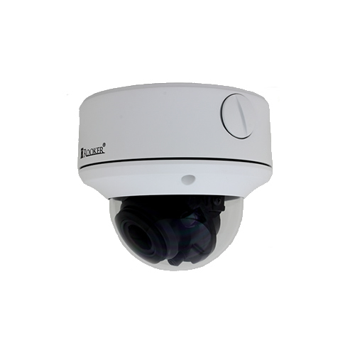 HD-TVI 248万画素電源重畳屋外赤外線ドーム監視カメラ(AI-D400_VP)