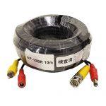 アナログHD 映像・電源ケーブル10m(BNC-RCA)(AP-10BR)