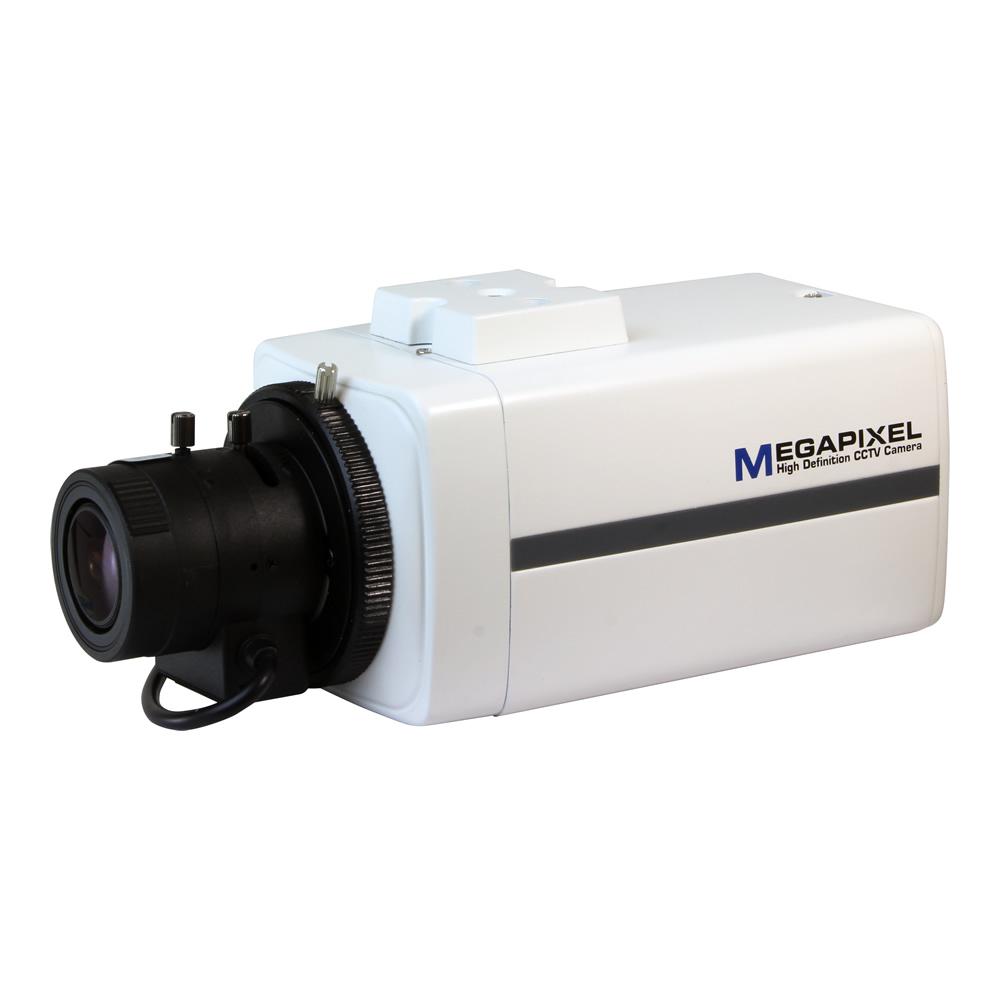 AHD 電源重畳ボックス型監視カメラ(AP-N400_VP)