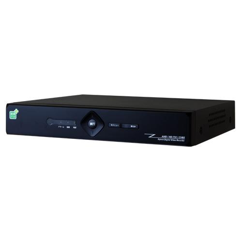 HD-TVI/AHD/CVBS 8CH デジタルレコーダー(AP-NK08R)