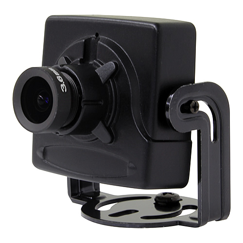 AHD/CVBS 248万画素小型監視カメラ(PRO-038AHB)
