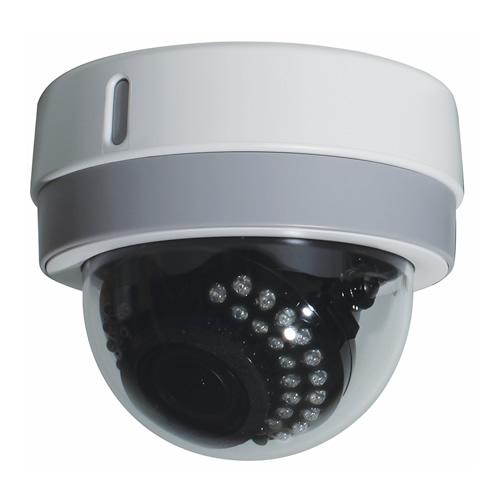 HD-SDI 電源重畳屋内ドーム型赤外線監視カメラ(RK-H320_VP)