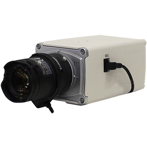 HD-SDI 電源重畳ボックス型監視カメラ(RK-H400_VP)