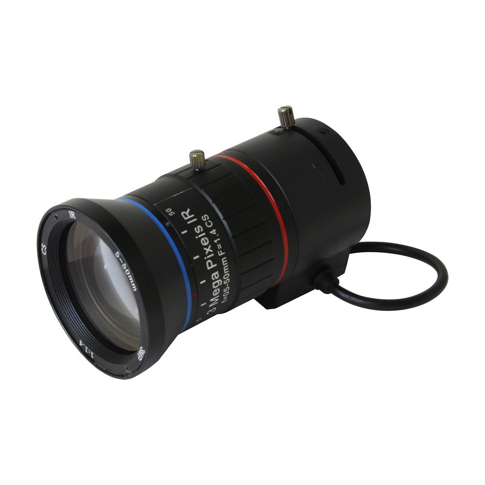 3M対応 f=5-50mm VFレンズ(TD0550IR)