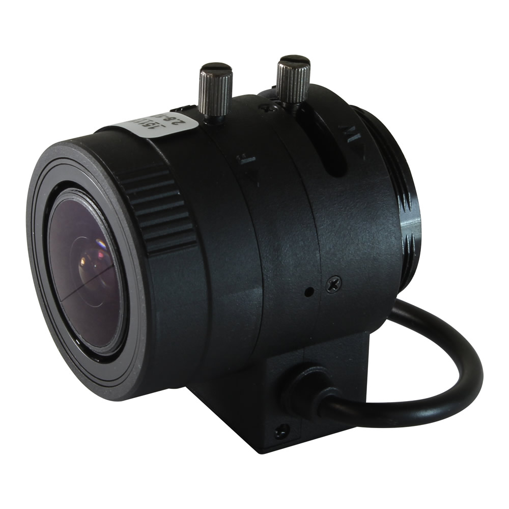 2M対応 f=2.8-12mm VFレンズ(TD2812IR)