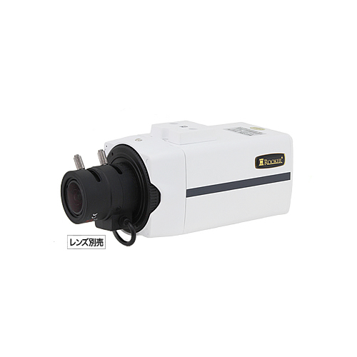 HD-SDI/EX-SDI 514万画素ボックス型監視カメラ(AP-CM89EX)
