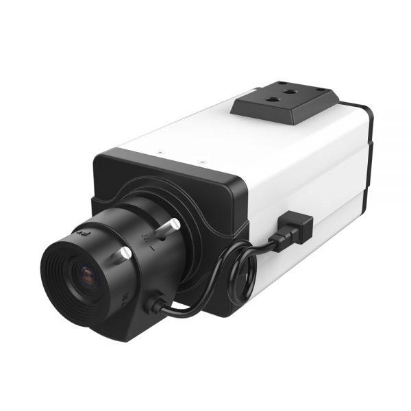 H.265+対応 5MP C/CSマウント PoE ネットワークカメラ(RK-520BE)