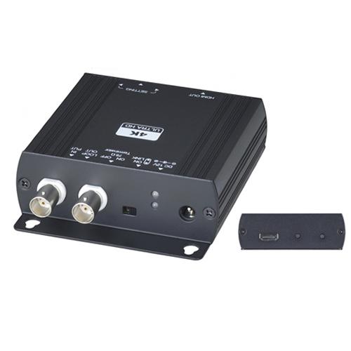 HD-TVI 4Kマルチコンバーター(AD001UHD4)