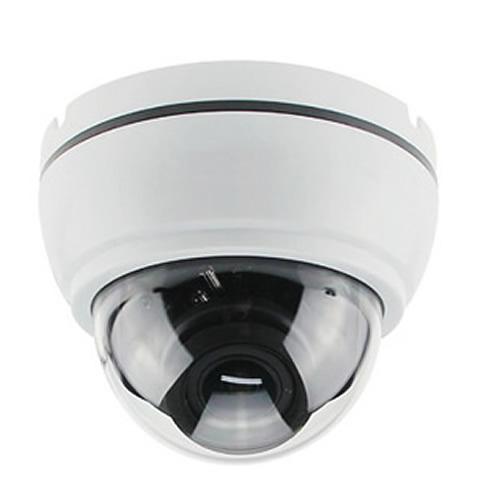 HD-TVI 514万画素ドーム型監視カメラ(AP-D225FX)