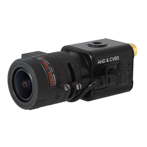 AHD 213万画素小型防犯カメラ(AP-VA34AHD)