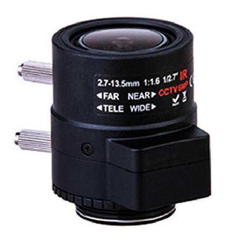 6M対応 f=2.7-13.5mm VFレンズ(TM2713IR)