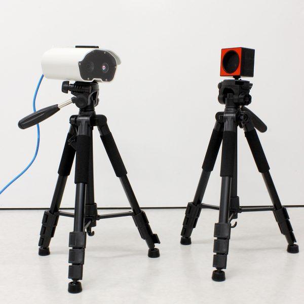 検温サーマルカメラセット(CF320)
